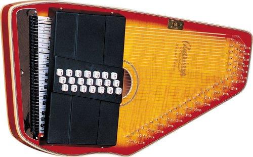 Oscar Schmidt OS11021FHS Autoharp by Oscar Schmidt