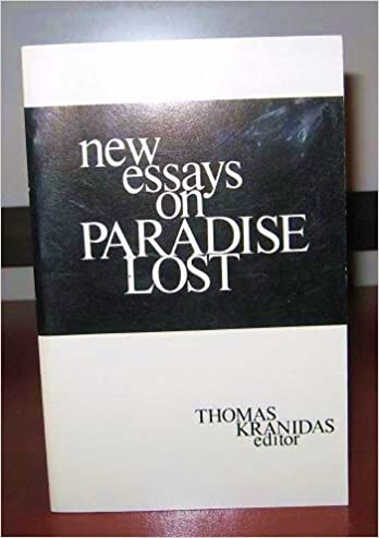 Thesis For Persuasive Essay New Essays On Paradise Lost Thomas Kranidas  Amazoncom  Books The Thesis Statement In A Research Essay Should also High School Essay Help New Essays On Paradise Lost Thomas Kranidas   Sample Essay English