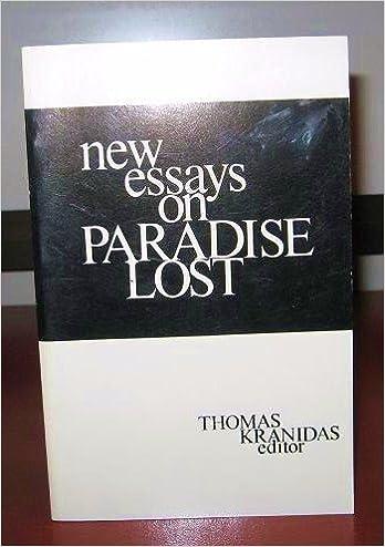 Business Ethics Essays New Essays On Paradise Lost Thomas Kranidas  Amazoncom  Books Simple Essays In English also Essays On High School New Essays On Paradise Lost Thomas Kranidas   Essay Paper Generator