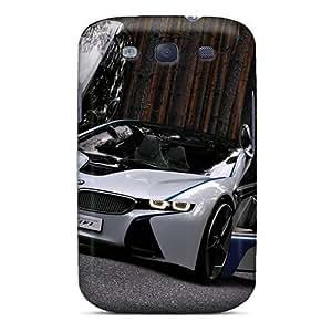 Galaxy S3 RyZ4769COeZ Bmw Vision Tpu Silicone Gel Cases Covers. Fits Galaxy S3