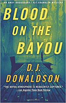 Book Blood On The Bayou (Broussard and Franklyn)