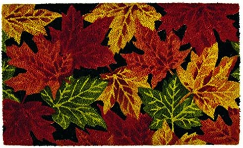 DII Autumn Dm, 18×30, Fall Leaves