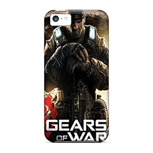 Fashion Protective Gears Of War 3 Cases Covers For Iphone 5c