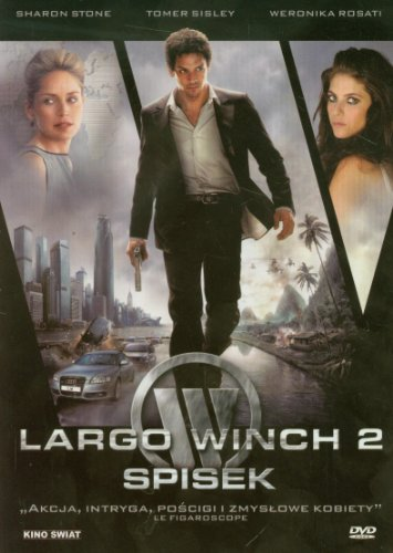 Largo Winch (Tome 2) [DVD] (English audio) (Winch Largo 2)