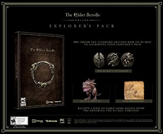 The Elder Scrolls Online - Standard Edition (B008CZDC4Q) | Amazon price tracker / tracking, Amazon price history charts, Amazon price watches, Amazon price drop alerts