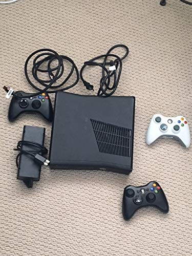Xbox 360 Model 1439 (CONSOLE AND POWER WIRE ONLY) (Xbox 360 Model 1439)