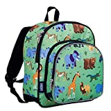 Wildkin 12 Inch Backpack, Wild Animals