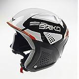 Briko Freemont Ski Helmet - Black/White - Size 56CM