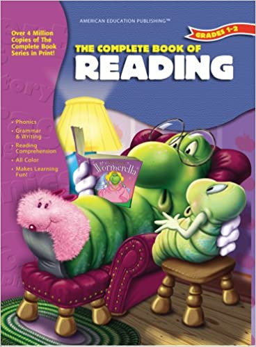Amazon Com The Complete Book Of Reading Grades 1 2 9781561895847 School Specialty Publishing Books