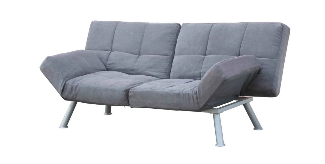 Amazon.com: Futon Sofa Bed Lounge Convertible Loveseats Reclining ...