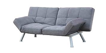 Amazon.com: Best Care LLC Futon Sofa Bed Lounge Convertible ...
