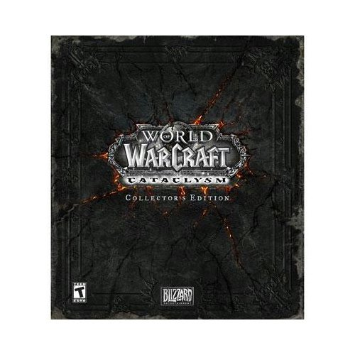 New Activision Blizzard World Of Warcraft: Cataclysm Collector's Edition For Pc High Quality