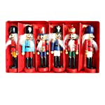 BlueSpace Christmas Nutcracker Ornaments Set