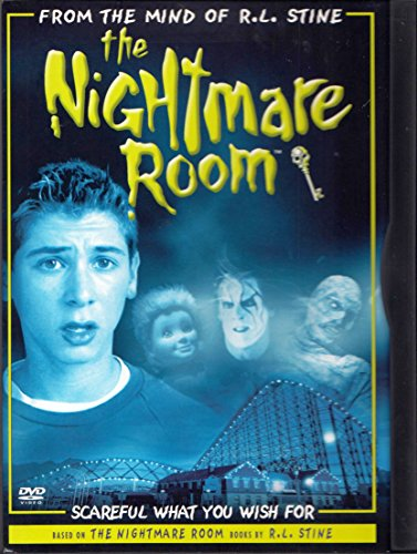 the nightmare room scareful what you wish for