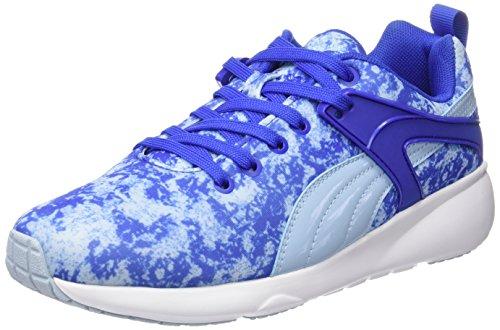 Sneakers Basses azul Bleu Puma Femme qaFwxHqd