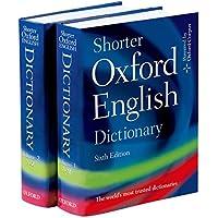 Shorter Oxford English Dictionary