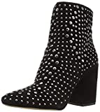 Vince Camuto Women's DRISTA Ankle Boot, Black, 6 Medium US