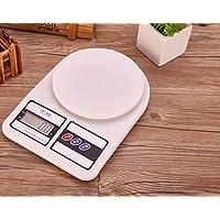 Lcd Ekranlı Dijital Hassas Mutfak Terazisi Tartısı 10 kg