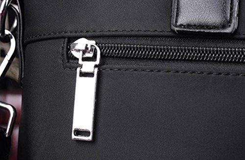 Herren Tasche Schultertasche Oxford Tuch Wasserdicht Business Handtasche Aktentasche Freizeit Umhängetasche F