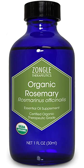 The Best Rosamary Oil Food Grade
