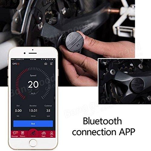 Bazaar LIVALL 7in1 Bluetooth Smart Fahrradhelm Und LIVALL APP Fahrradpedal Smart Cadence Sensor Set