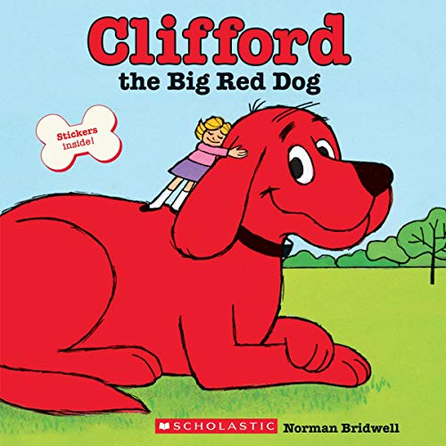 Clifford the Big Red Dog (Classic Storybook)