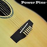 Power Pins アコギ用パワーピン ゴールド