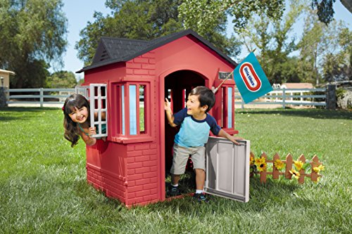 Little Tikes Cape Cottage, Red by Little Tikes (Image #1)
