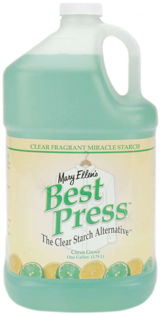 Mary Ellen's Best Press Refills 1 Gallon-Citrus
