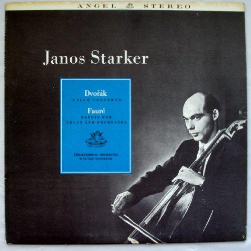 Dvorak: Cello Concerto / Faure: Elegie for Cello and Orchestra