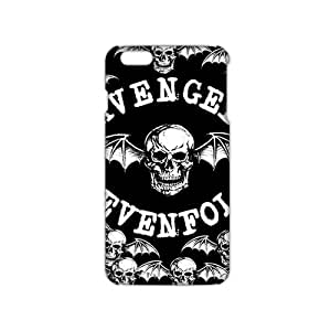 Evil-Store Avenged sevenfold 3D Phone Case for iPhone 6