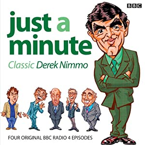 Just A Minute: Derek Nimmo Classics Radio/TV
