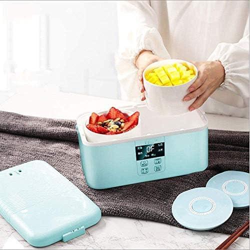 Machine yogourt démarrage automatique bleu yogourt grec machines délicieux yogourt en céramique de