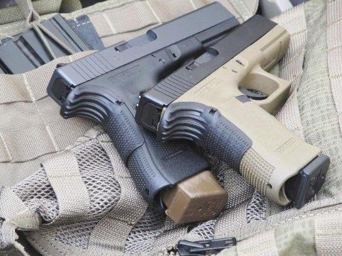 Grips Force (New Grip Force Gen 1 2 3 Glock BeaverTail Adapter 17, 19, 22, 23, 24, 31, 32, 34, 35, 37, 38)