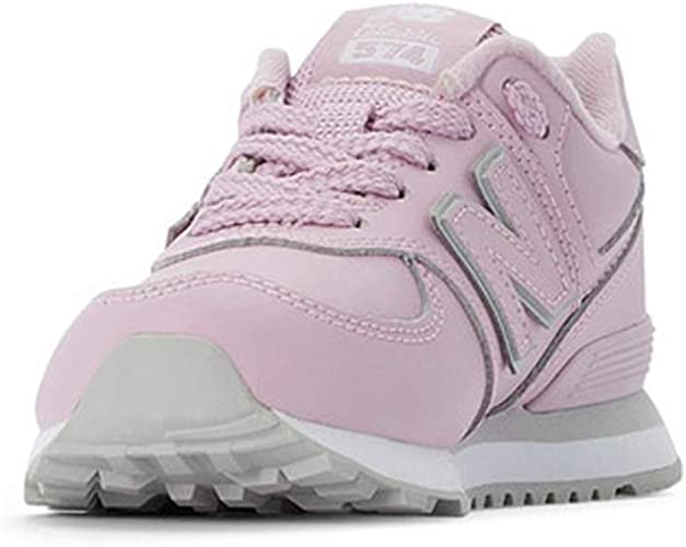 Zapatillas de Chica New Balance PC574ERP Rosa 34,5 Rosa: Amazon.es: Zapatos y complementos