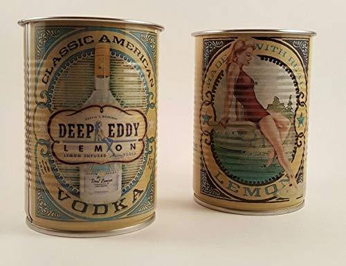 Deep Eddy Lemon Cups - Set of 2