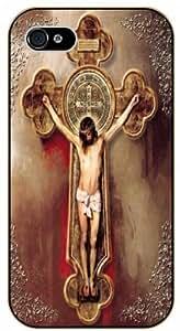 Jesus Christ cross - Vintage - Bible verse For HTC One M9 Case Cover black plastic case / Christian verses