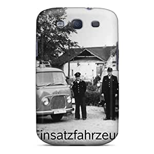 Hot Design Premium WYPuQXG3216kXYsP Tpu Case Cover Galaxy S3 Protection Case(german Fire Cars 1962)
