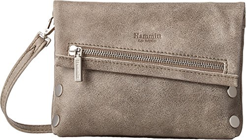 Hammitt Women's VIP Small Pewter/Brushed Silver One Size