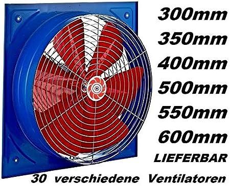 600mm Ventilador industrial Ventilación Extractor Ventiladores ...