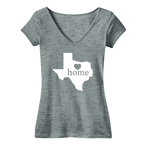 Texas Womens V-neck - 8