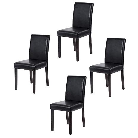 Amazon.com: Sillas de comedor, comedor, sillas de comedor ...