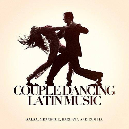 Couple Dancing Latin Music (Salsa, Merengue, Bachata and Cumbia)