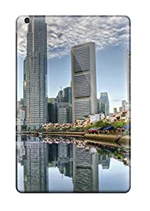 Ipad Mini Cases Slim [ultra Fit] Singapore Buildings Protective Cases Covers