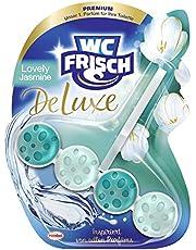 WC fräsch deLuxe, WC-rengöringsmedel och WC-doftdiskmaskin, 1 st.