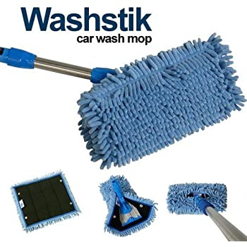 Amazon Com Camco Wash Brush With Adjustable Handle