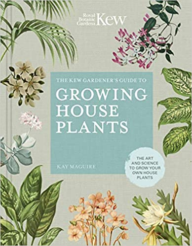 House plants book by Kew Gardens