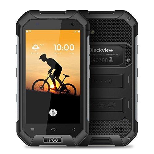 Blackview BV6000 4G FDD-LTE Waterproof/Shockproof/Dustproof Unlocked Smartphone 4.7