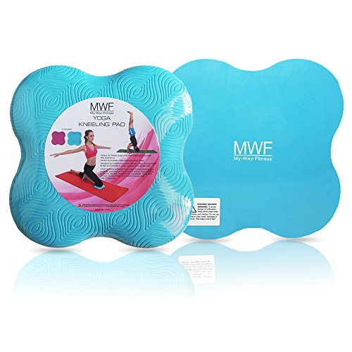 My Way Fitness Premium Yoga Knee Pad Pain Free Joint