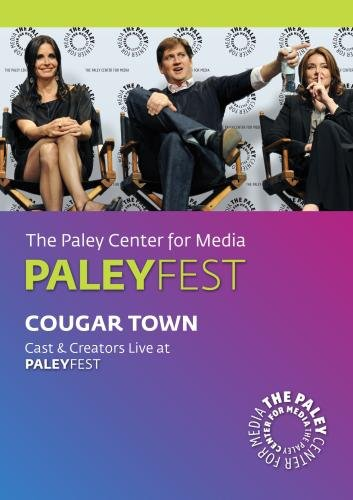 Cougar Town: Cast & Creators Live at the Paley - The At Center Stores Town